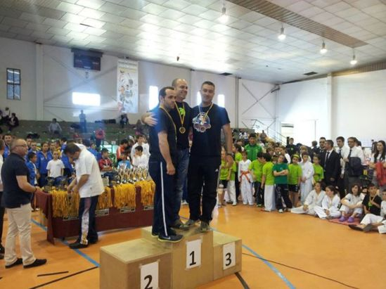 3er clasificado en la copa de campeones del autonomico en categoria master1 2013 la alcudia 16-17 de enero
